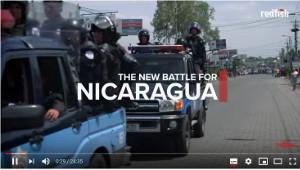 Film Der neue Kampf um Nicaragua